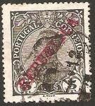 Stamps Portugal -  emmanuel II