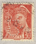 Stamps France -  Mercure