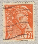 Stamps Europe - France -  Mercure