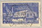 Stamps France -  Exposition de l'eau à Liège (Belgique)