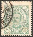 Stamps Portugal -  marques