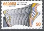 Stamps Spain -  V Copa del Mundo de Atletismo.