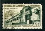 sellos de Europa - Francia -  en memoria de los combatientes