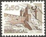 Sellos de Europa - Portugal -  castillo v. da feira