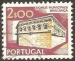 Sellos de Europa - Portugal -  domus municipales, braganza