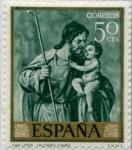 Sellos de Europa - España -  Alonso Cano