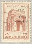 Stamps Asia - Syria -  Roman Arc of Triumph-Lattakia
