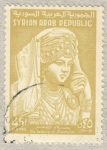 Stamps Asia - Syria -  The beauty of Palmura