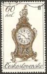 Sellos de Europa - Checoslovaquia -  2356 - Reloj francés