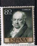 Sellos de Europa - España -  Edifil  nº  1215  Pintores  Goya