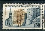 Stamps France -  Caen