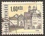 Sellos de Europa - Checoslovaquia -  cheb