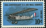 Stamps United States -  Aéreo
