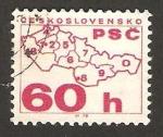 Stamps Czechoslovakia -  PSC