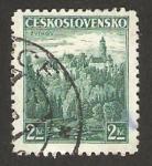 Sellos de Europa - Checoslovaquia -  zvikov