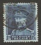 Stamps Belgium -  320 - Alberto I