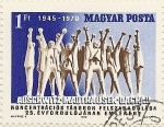 Stamps of the world : Hungary :  AUSCHWITZ