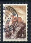 Stamps France -  astillo de joux