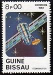 Stamps Guinea Bissau -  1983 Dia del espacio: Meteor