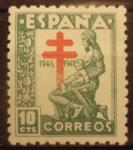 Sellos de Europa - España -  Pro Tuberculosis. (1009)