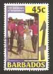 Sellos del Mundo : America : Barbados : 35 anivº de su independencia