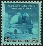 Stamps United States -  Observatorio