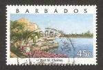 Sellos del Mundo : America : Barbados : puerto san carlos
