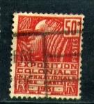 Stamps Europe - France -  Expo colonial intern. de París