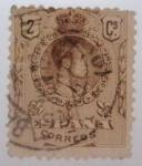 Sellos de Europa - España -  Alfonso XIII Tipo Medallón.