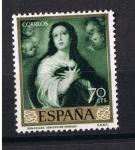 Sellos de Europa - España -  Edifil  1273  Pintores  Bartolomé Esteban Murillo