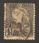 Stamps : Africa : Tunisia :  mezquita de kairouan