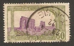 Stamps Tunisia -  Acueducto romano de Zaghouan