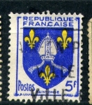 Sellos de Europa - Francia -  saintonge
