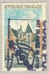 Stamps France -  Le Clos-Lucé à Amboise