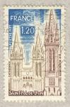 Stamps France -  Saint-Pol-de-Léon