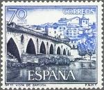 Sellos de Europa - España -  ESPAÑA 1965 1646 Sello Nuevo Serie Turistica Zamora