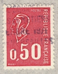 Stamps France -  Marianne de Bequet