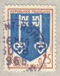 Stamps France -  Ville - Mont-de-Marsan