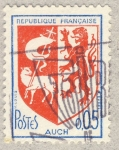 Sellos de Europa - Francia -  Ville - Auch (Gers)