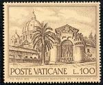 Stamps Vatican City -  VATICANO: Ciudad del Vaticano