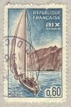 Sellos de Europa - Francia -  Aix-les-Bains