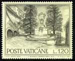 Sellos de Europa - Vaticano -  VATICANO: Ciudad del Vaticano