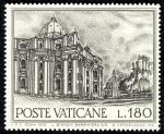 Stamps Europe - Vatican City -  VATICANO: Ciudad del Vaticano
