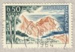 Stamps France -  Côte d'Azur varoise