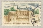 Stamps France -  Château d'Amboise