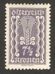 Sellos de Europa - Austria -  simbolo de la agricultura