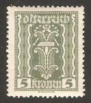 Stamps : Europe : Austria :  simbolo de la industria