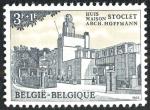 Stamps Europe - Belgium -  BÉLGICA: Palacio Stoclet