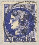 Stamps France -  Cérès