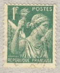 Stamps Europe - France -  Iris